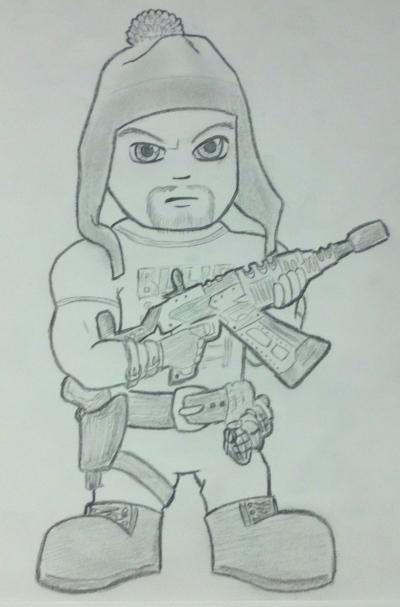 Jayne sketch