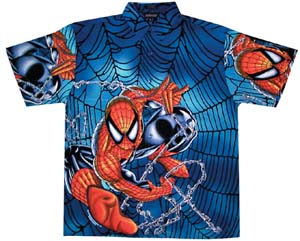 SpiderManClubShirt3